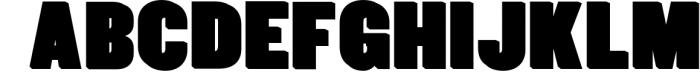 Germany Font 1 Font UPPERCASE