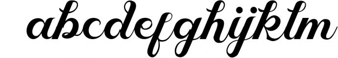 Geruthu Font Font LOWERCASE