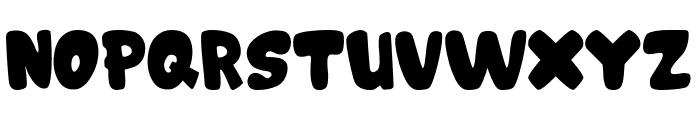 GEDEBOOG Font LOWERCASE