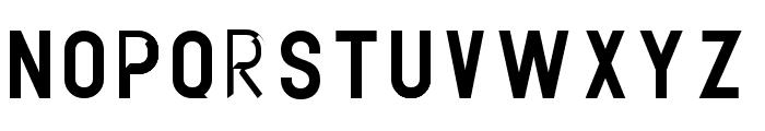 GERONIMOBASE Font LOWERCASE