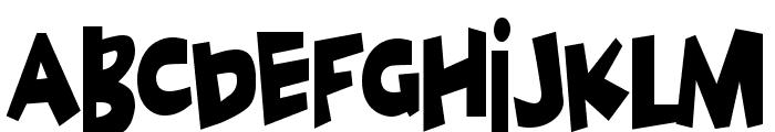 Geek a byte 2 Font UPPERCASE