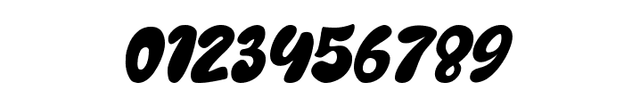 Gembool Italic Font OTHER CHARS