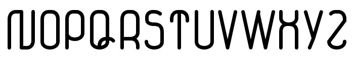 Genikas Font UPPERCASE