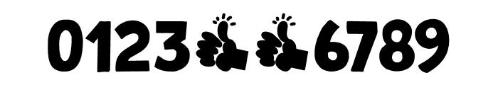 Genki Desu DEMO Regular Font OTHER CHARS