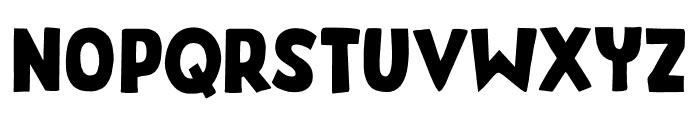Genki Desu DEMO Regular Font UPPERCASE