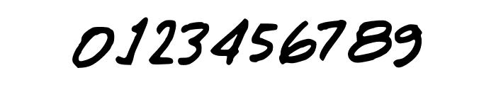 GennaroPalmieriCursive Font OTHER CHARS