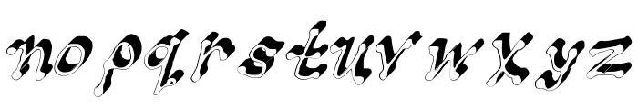 GennaroPalmieriDots_3D Medium Font LOWERCASE