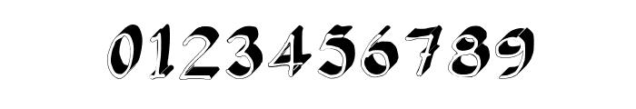 Gennaro_Palmieri_Formal_3D Medium Font OTHER CHARS