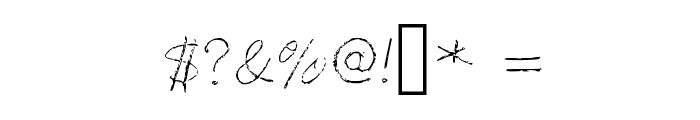 Gennaro_Palmieri_HP_Pencil Medium Font OTHER CHARS