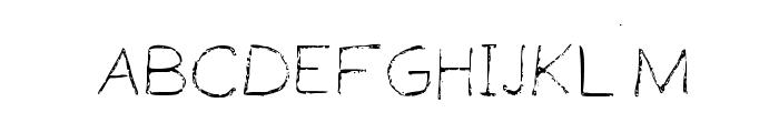 Gennaro_Palmieri_HP_Pencil Medium Font UPPERCASE