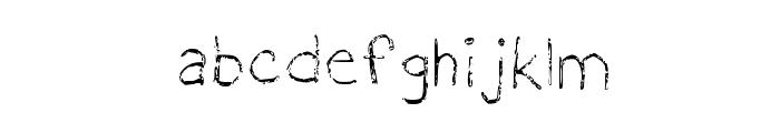 Gennaro_Palmieri_HP_Pencil Medium Font LOWERCASE