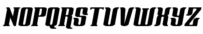 Gentleman Caller Italic Font LOWERCASE