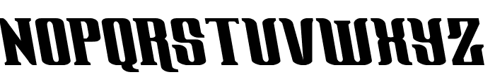 Gentleman Caller Leftalic Font LOWERCASE