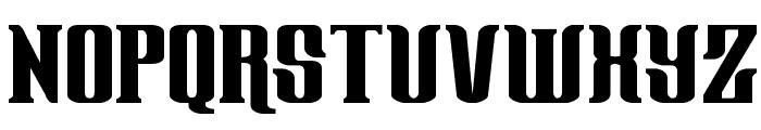 Gentleman Caller Font UPPERCASE