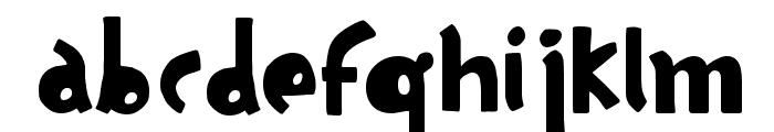 Geodesic Font UPPERCASE