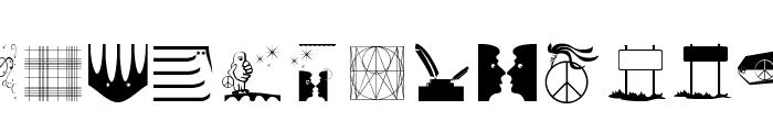 GeometricWanderlust Font UPPERCASE