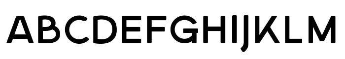 GeorginaDemo-Regular Font LOWERCASE