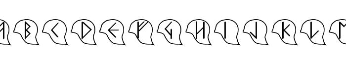 GermanishOne Font LOWERCASE