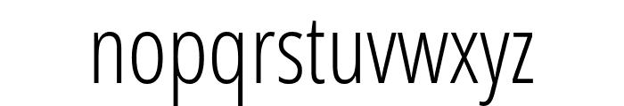 Germano-Regular Font LOWERCASE