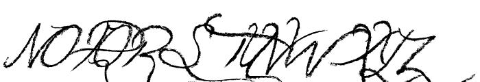 Get Richer Font UPPERCASE