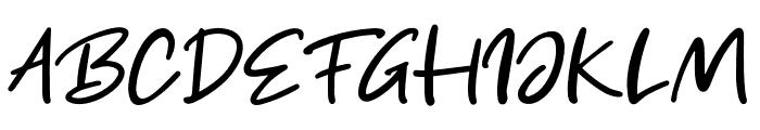 Get Show Font UPPERCASE