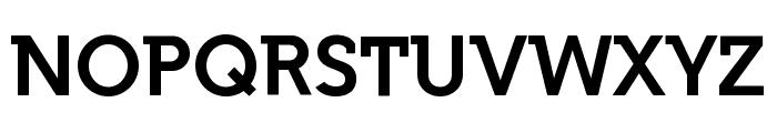 Getho Bold Font UPPERCASE