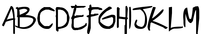 geekriot Font LOWERCASE