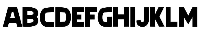 geoda Font LOWERCASE