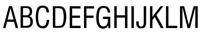 GenevaNrw Font UPPERCASE