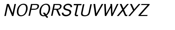 Generation Gothic Bold Font UPPERCASE