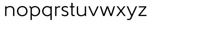 Gentleman Book Font LOWERCASE