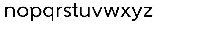 Gentleman Regular Font LOWERCASE