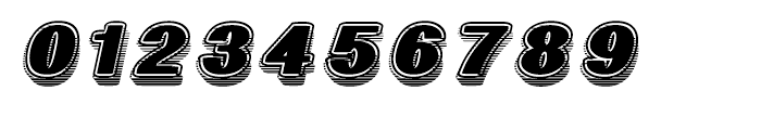Geodec Fog Italic Font OTHER CHARS