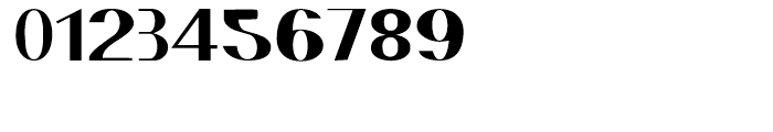 Geodec N 9 Regular Font OTHER CHARS
