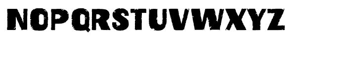 Geoduck Regular Font LOWERCASE