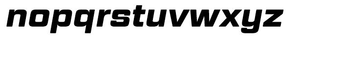 Geom Graphic Bold Italic Font LOWERCASE