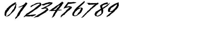 Geronimo Regular Font OTHER CHARS