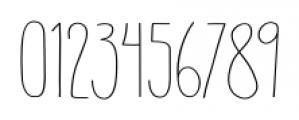 Gentil Regular Font OTHER CHARS