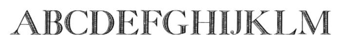 GeorgiaCapitals Regular Font LOWERCASE