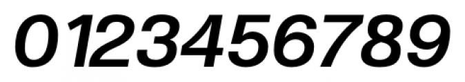 Gerlach Sans 601 Bold Italic Font OTHER CHARS