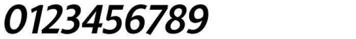 Gelato Sans Medium Italic Font OTHER CHARS