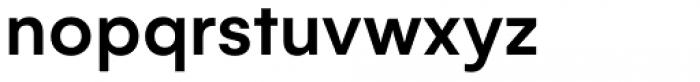 Gelion Medium Font LOWERCASE