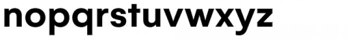 Gelion Semi Bold Font LOWERCASE