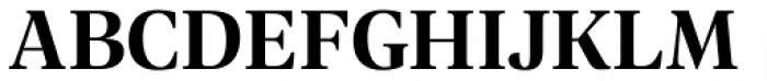 Geller Headline SemiBold Font UPPERCASE