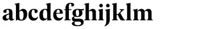 Geller Headline SemiBold Font LOWERCASE