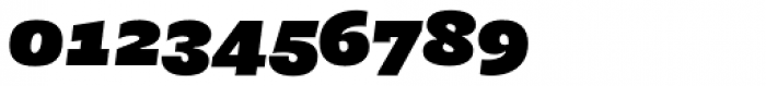 Geller Sans Rg Heavy Italic Font OTHER CHARS