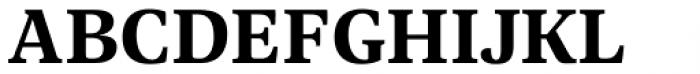 Geller Text SemiBold Font UPPERCASE