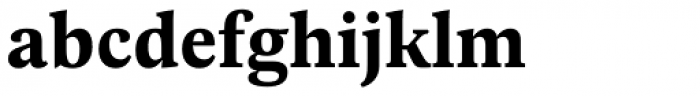 Geller Text SemiBold Font LOWERCASE