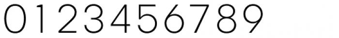 Genera Alt Light Font OTHER CHARS
