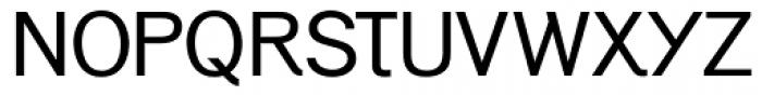 Generation Gothic Font UPPERCASE